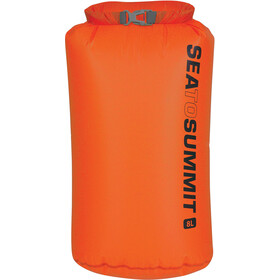 Sea to Summit Ultra-Sil Nano Kuivapussi 8L, orange